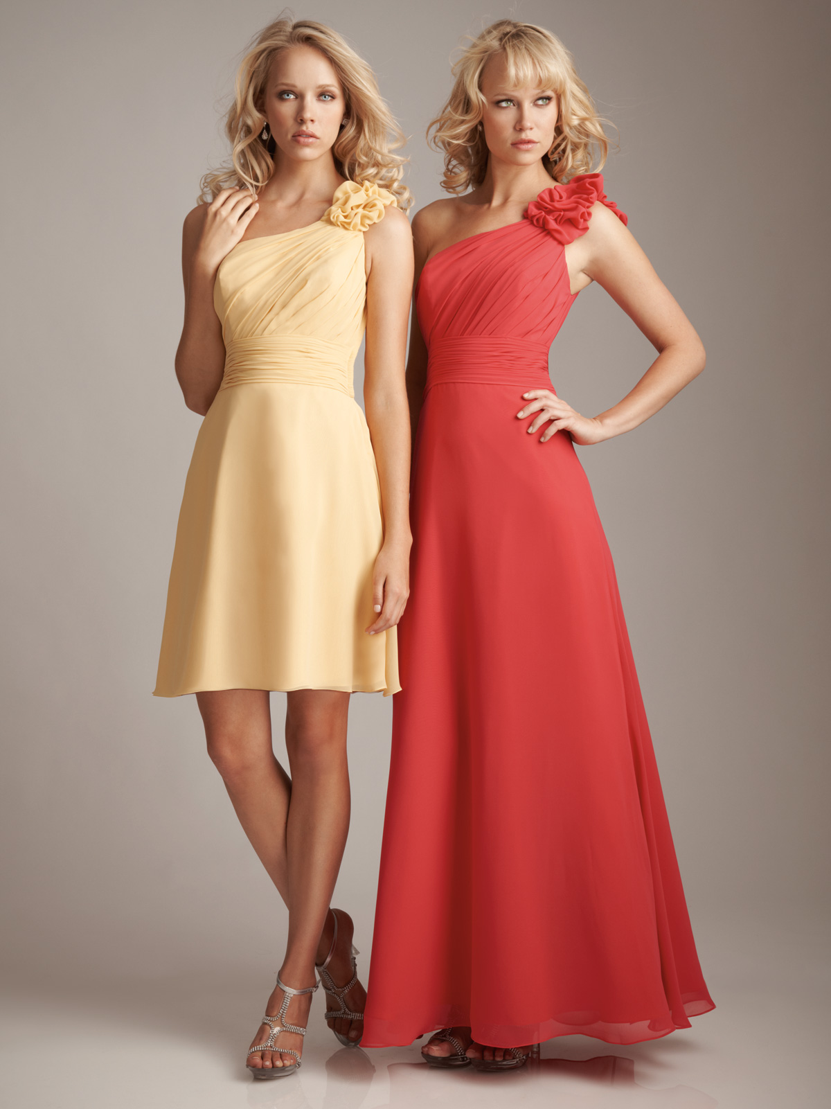 Yellow Cocktail Dresses Uk 97