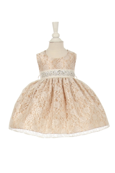 f5ad76d0aa1e Infant and childrens lace dresses.