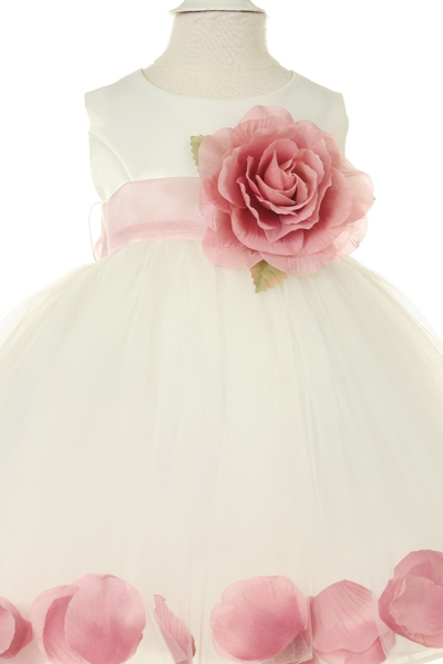Pink Petal Dresses
