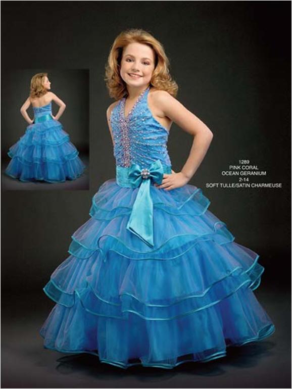 Teen Halter Dresses