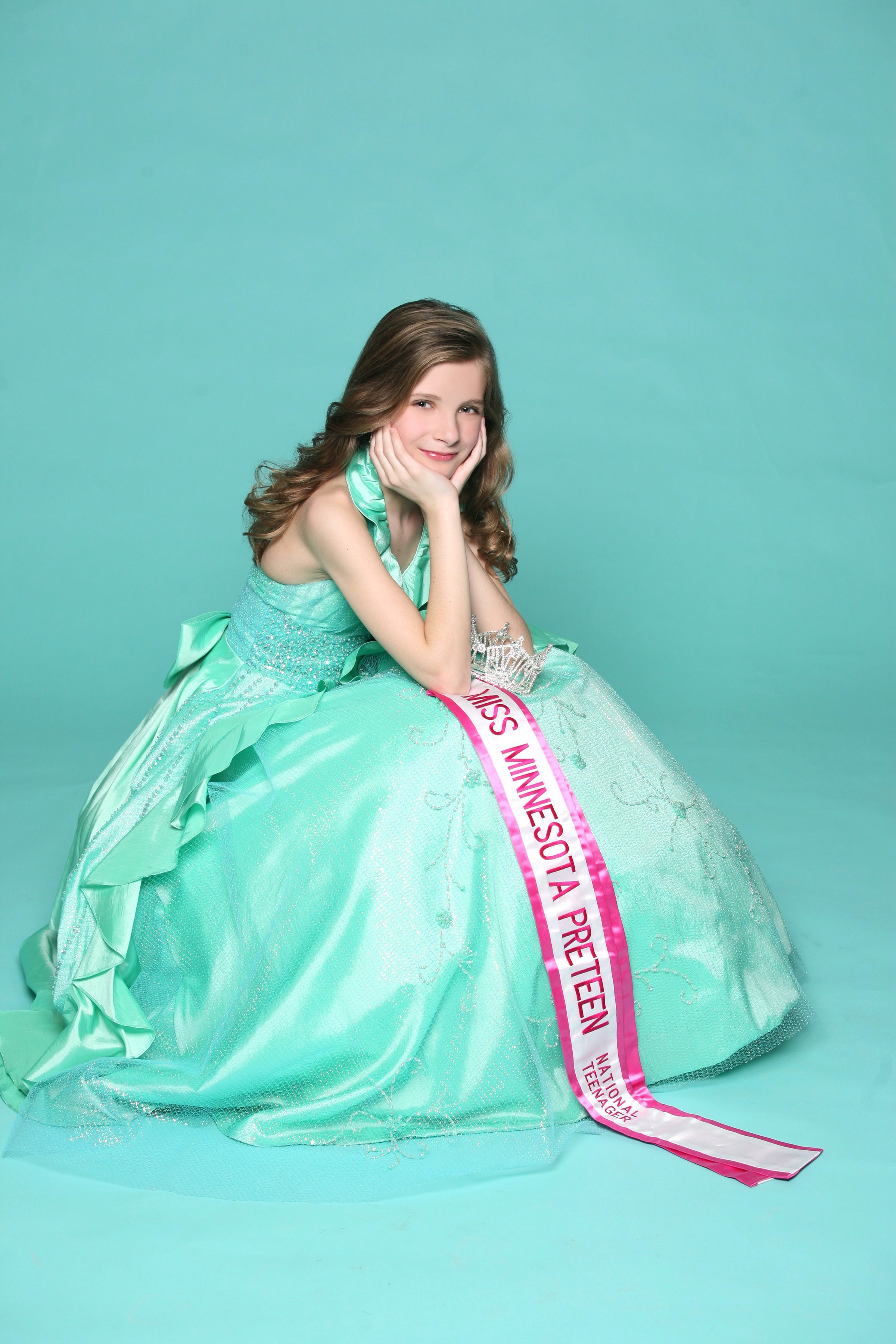 Little Girl Pageant Dresses