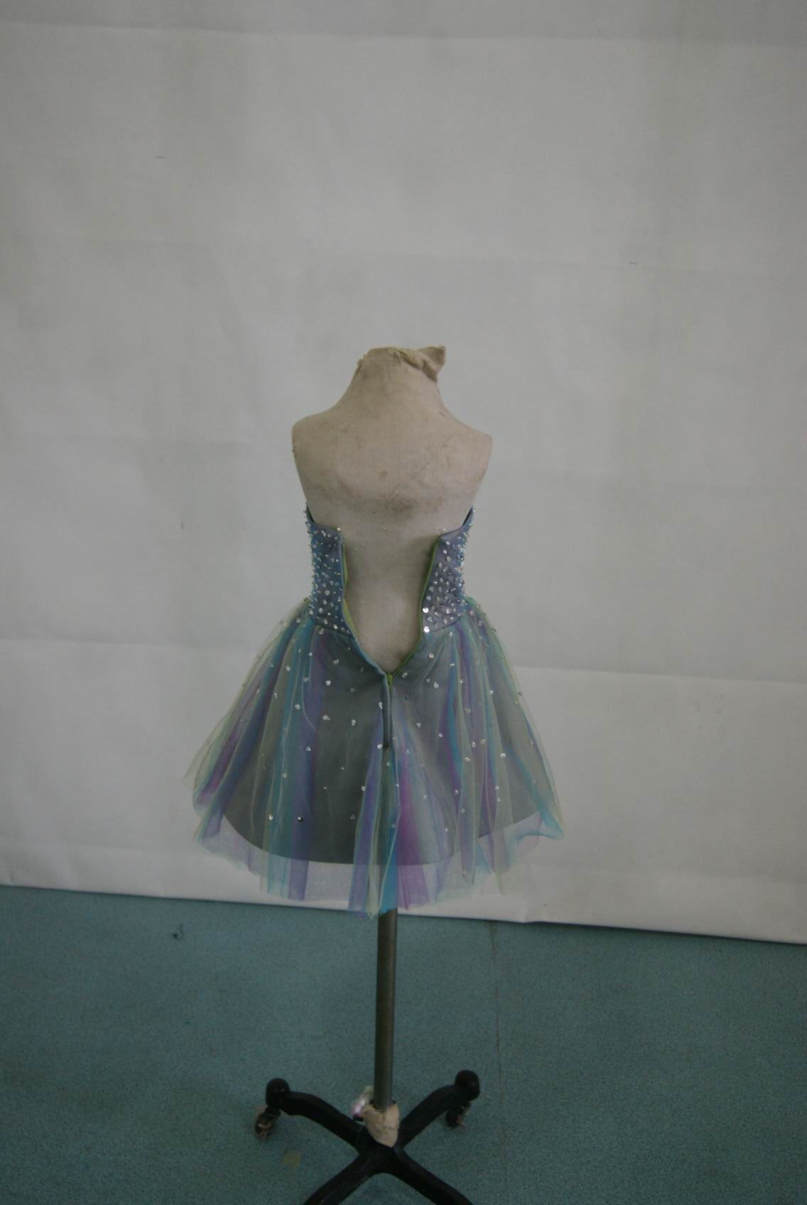 infant pageant gown
