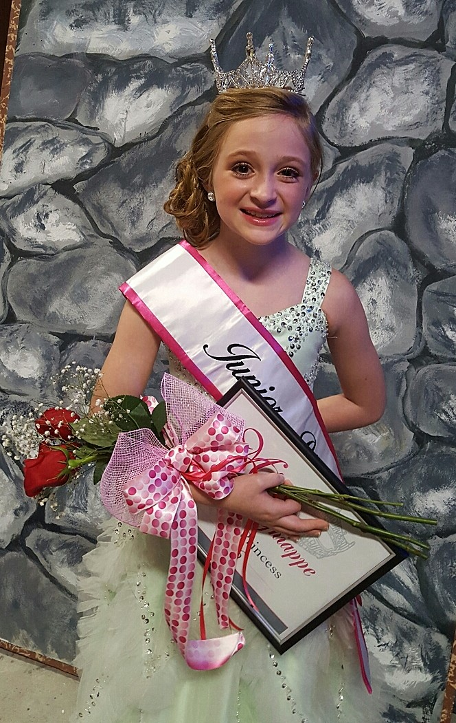 Miss Louisiana Lagniappe Junior Princess