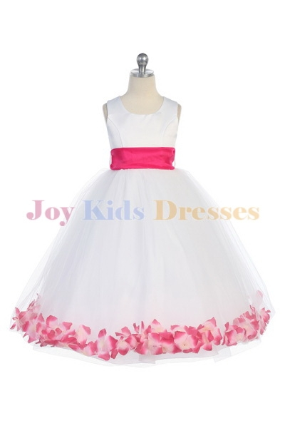 Toddler  Wedding Attire on Baby Flower Girl Dresses