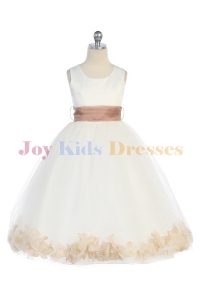 White Pageant Shoes on Communion Dresses Dresses With Ruffles Infant Casual Pageant Dresses