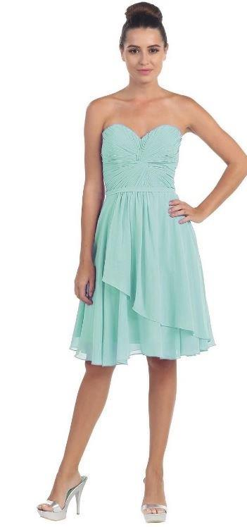 Cheap Bridesmaid Dresses Clearance