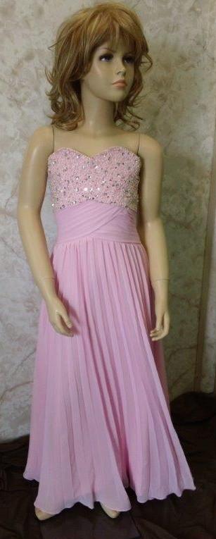 Chiffon Pageant Dresses