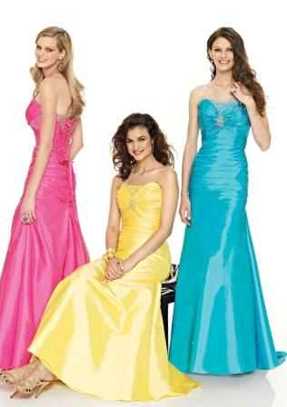 Prom dresses under $300.