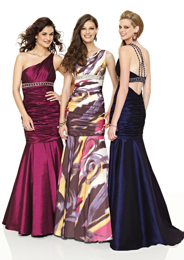 Mermaid Pageant Dresses