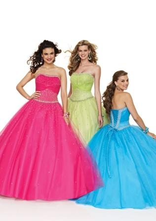 teen gowns