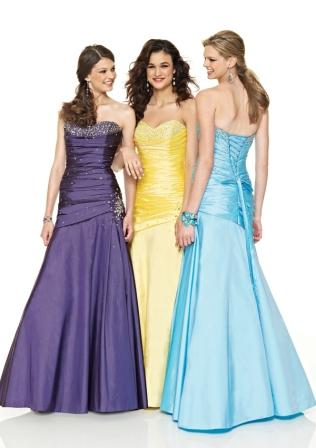 Sweetheart mermaid pageant gown