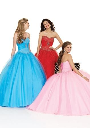 Teen Ball Gown