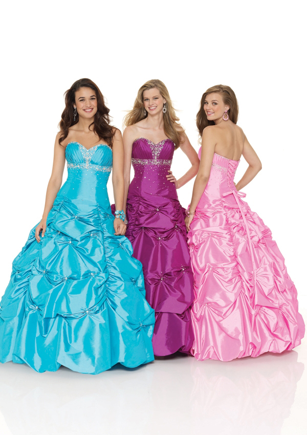 Cheap pickup prom dresses.