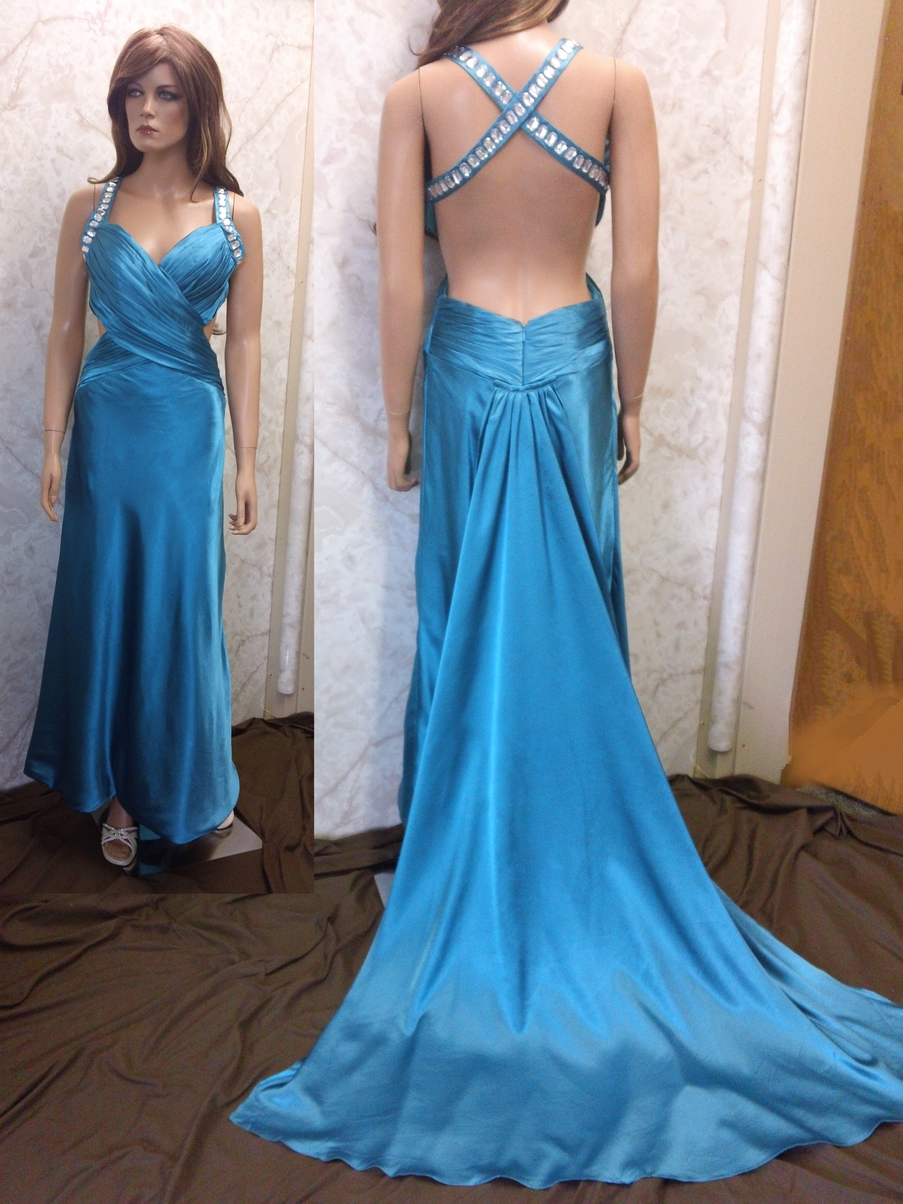 One Of A Kind Evening Dresses - Formal Dresses