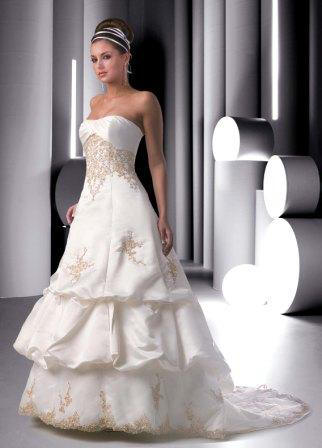 Pick Up Skirt Wedding Dresses - Pick Up Skirt - Wedding Dresses