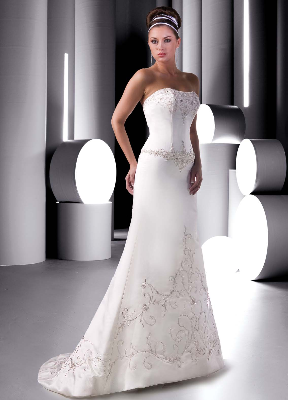 Designer Wedding Dresses Online - Overlay Wedding Dresses
