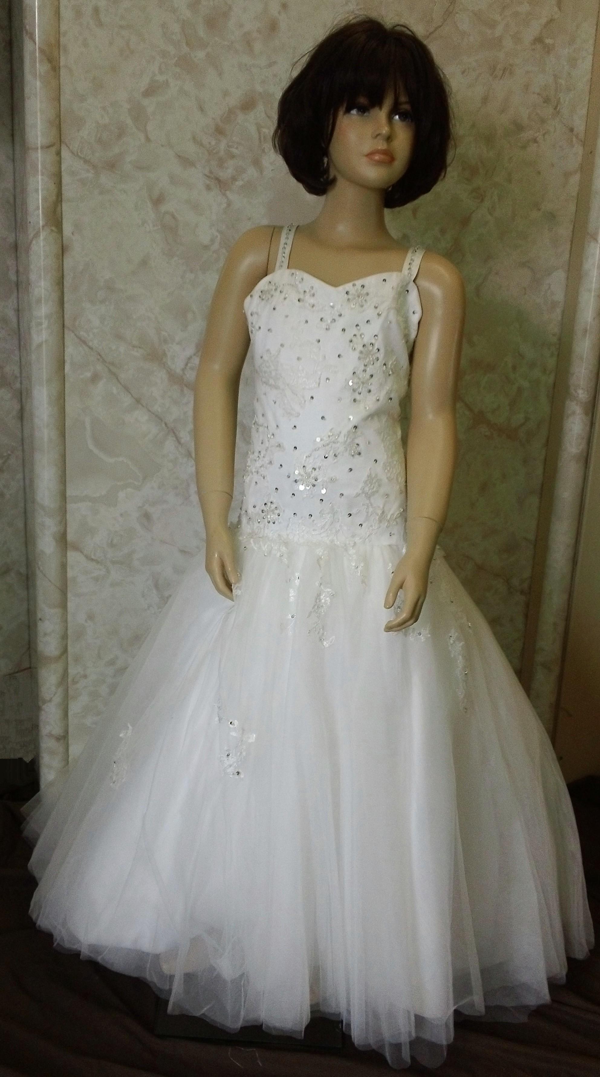 75985b91bd9 ... pickup flower girl dress