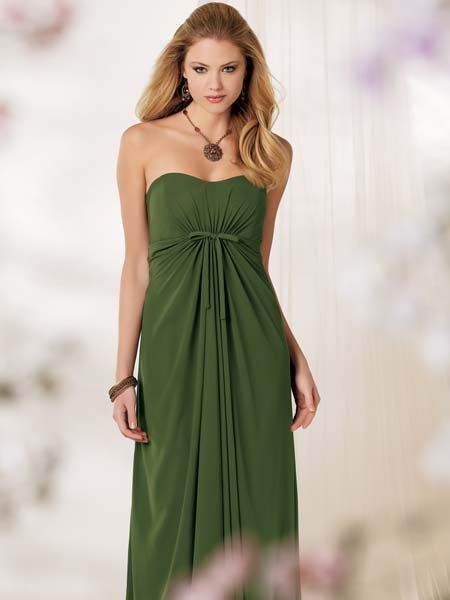 womens olive green dresses