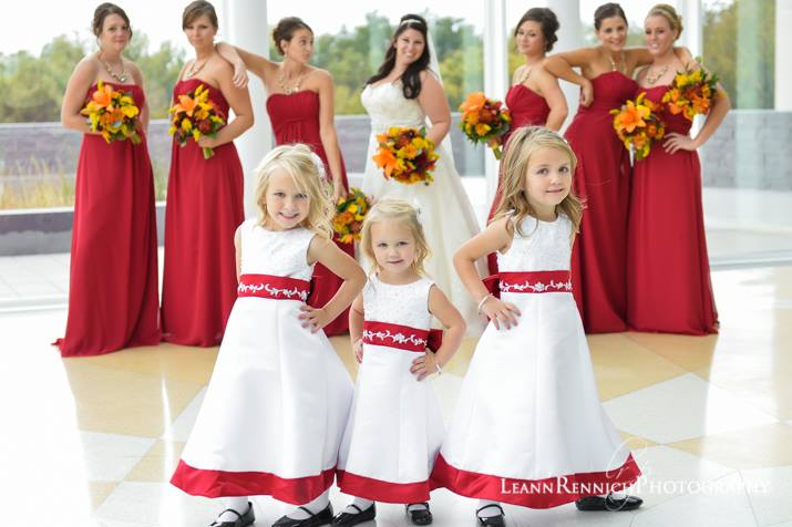 Affordable Bridal Dresses And Miniature Bride