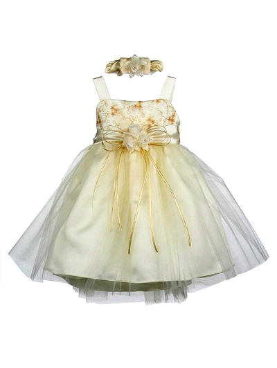 Baby Party Dress on Baby Girl Tulle Party Dress