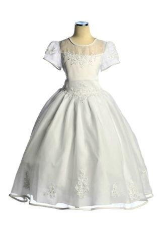 First Communion Dresses Custom Made