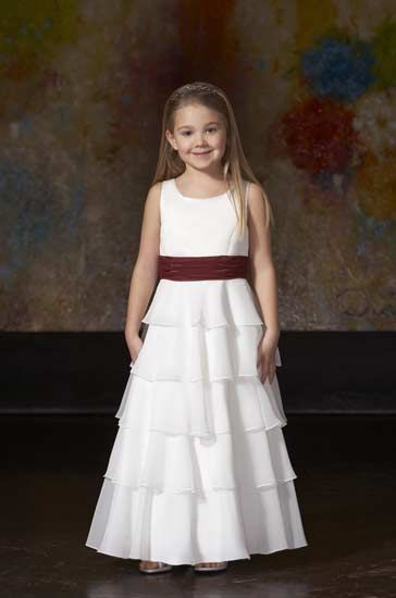 childrens layered dresses