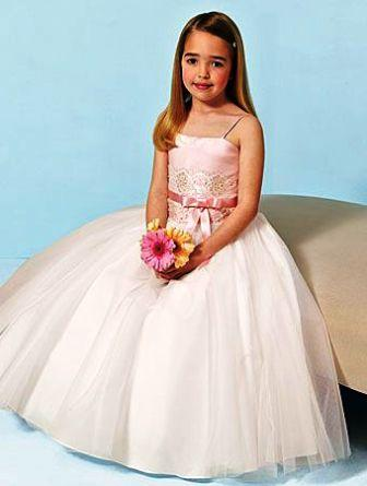 youth ball gown