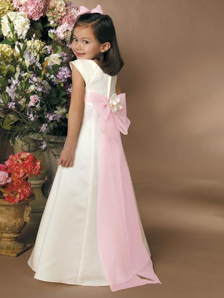 Infant wedding dresses