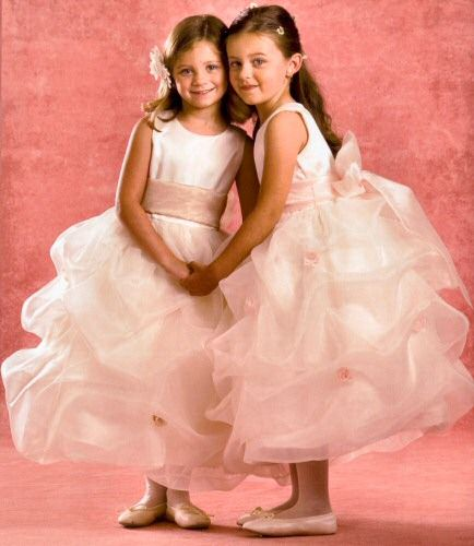 children's flower girl dresses