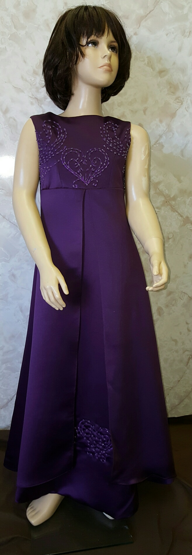 Purple bridesmaid dresses purple flower girl dresses short purple bridesmaid dresses ombrellifo Images
