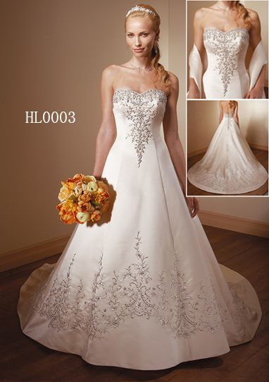 bridal and quinceanera gowns