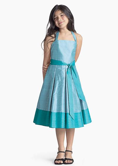 Mid-Length children party dresses