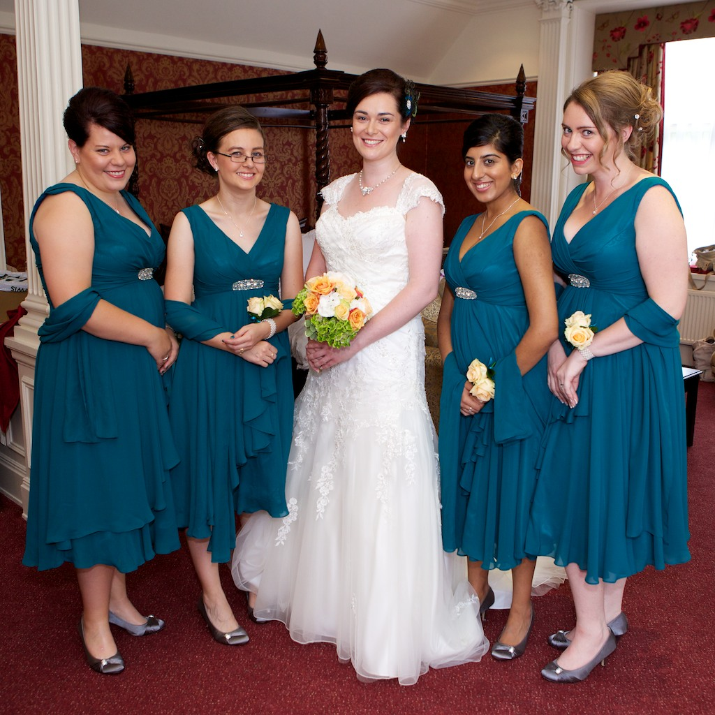 Satisfied wedding customers teal bridesmaid dresses ombrellifo Gallery