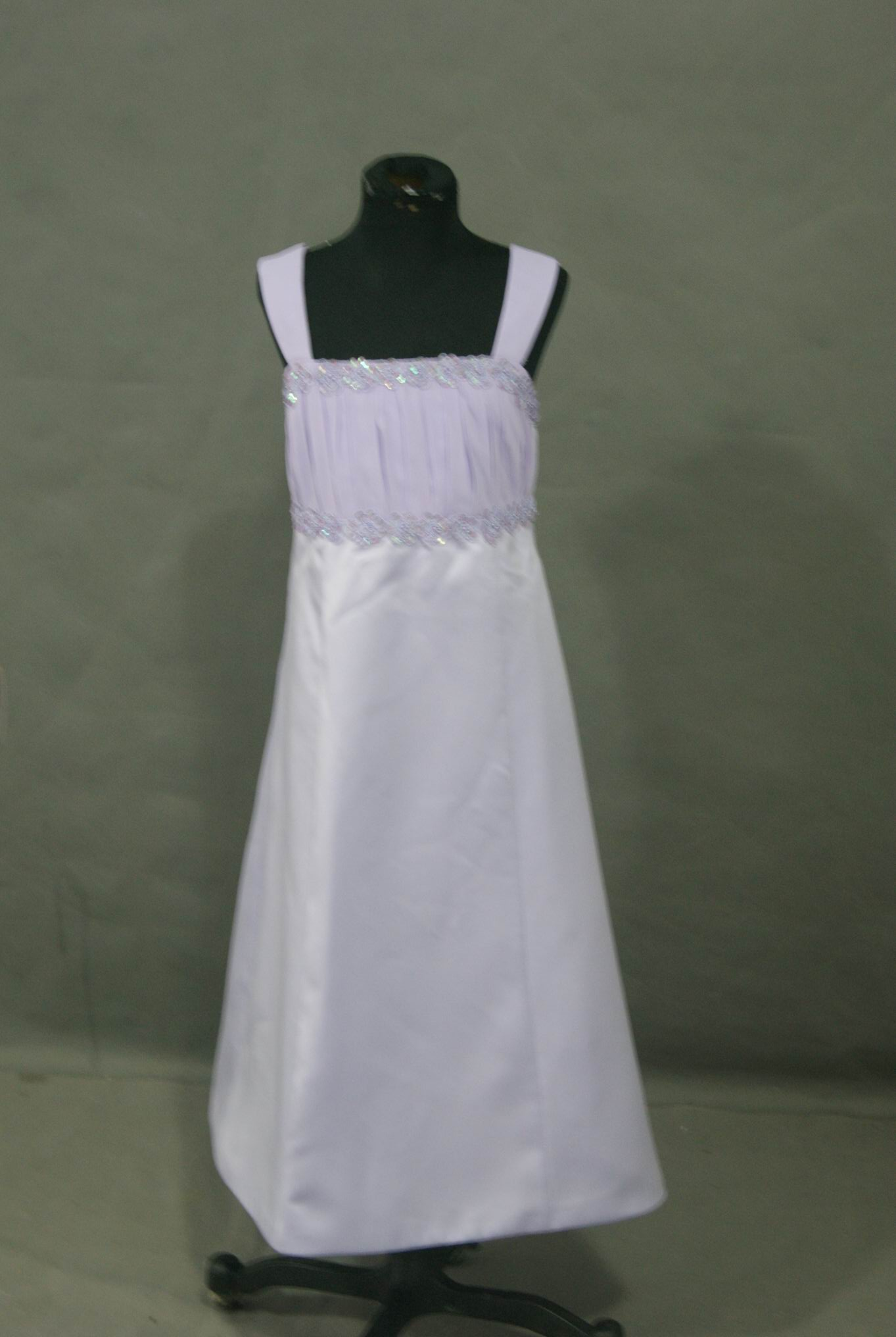 long casual childs dress