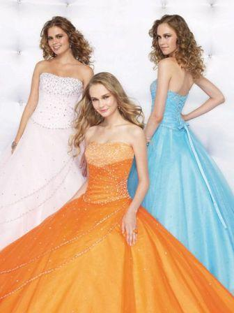 Junior beauty pageant dresses