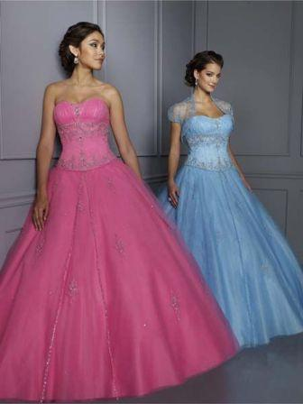 quinceaneras dresses with jacket
