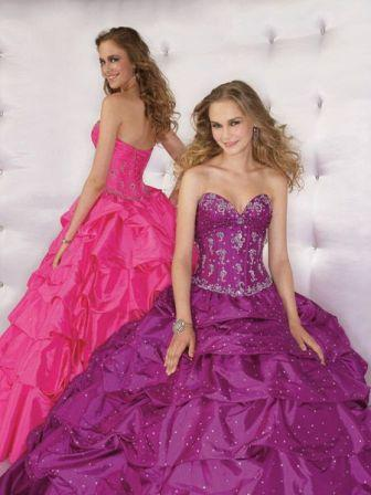 Quinceanera Ball Gowns