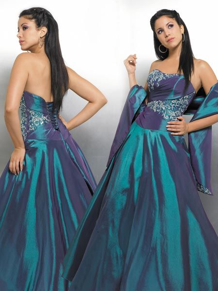 cheap pageant dress