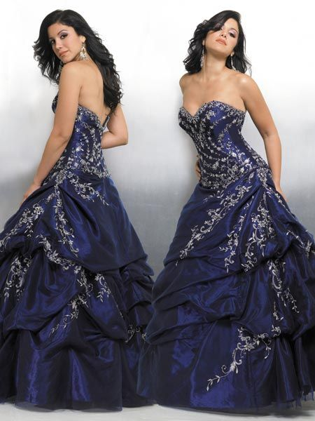 prom and pageant dresses