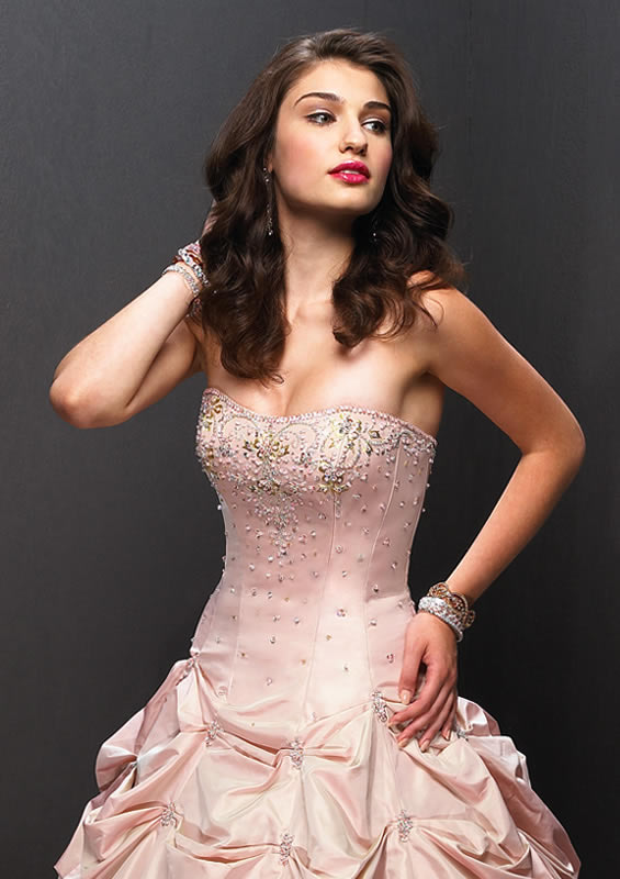 Prom Dresses for Busty