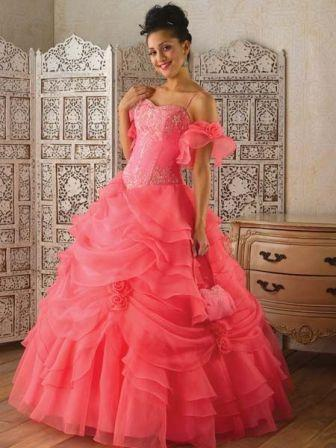 womens pageant ball gown