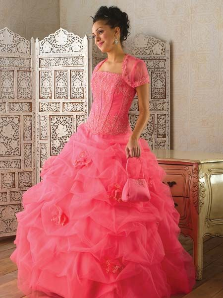 formal ball gown