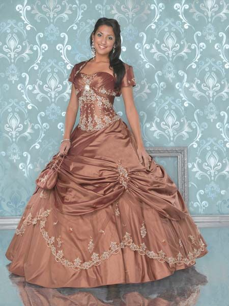 quinceanera dresses with jacket