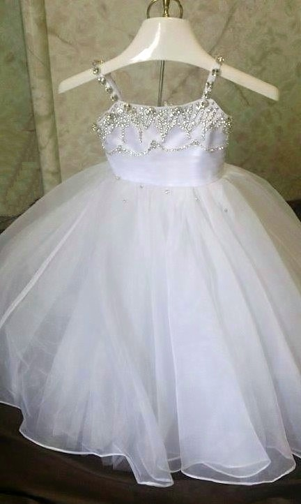 Beaded infant wedding gown for 12 month dresses for wedding
