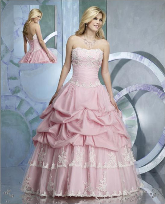 Pick Up Prom Dresses