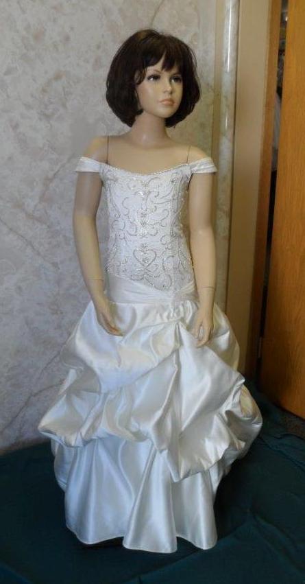 f07c3b6128b Miniature Maggie Sottero Priscilla gown