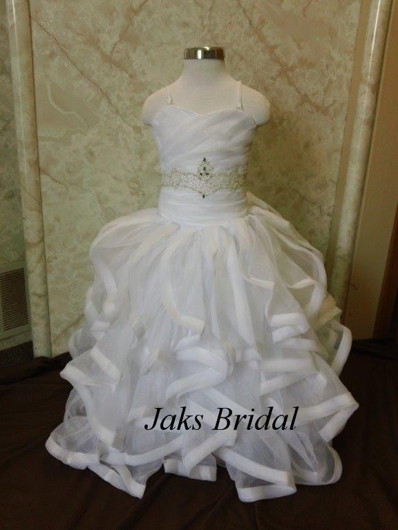 Princess Wedding Gowns For Your 2 Year Old Flower