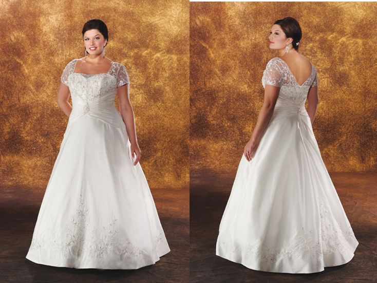 dc5993ff6a67b Ruched Wedding Gown Styles.