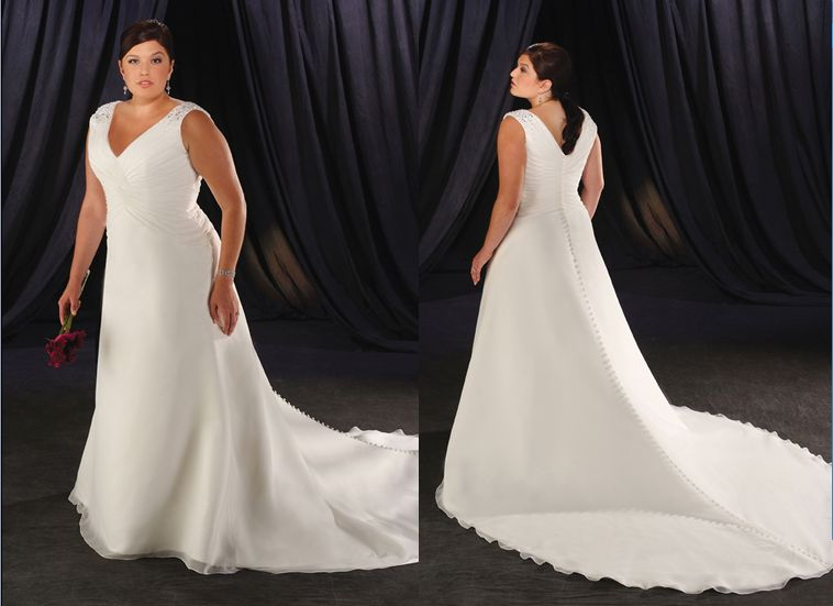 Plus Size Wedding Dresses With Pickupswedding Dressesdressesss