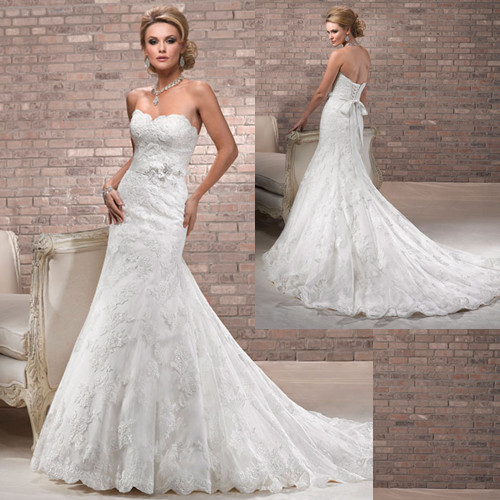 Lace Wedding Dresses Under 400 : Plus size ruched short wedding gowns tiered layered